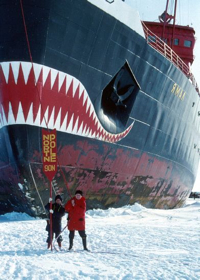 23 At North Pole